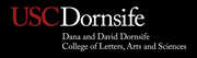 Logo - University of Southern California Dornsife