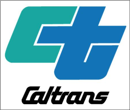 California Department of Transportation logo
