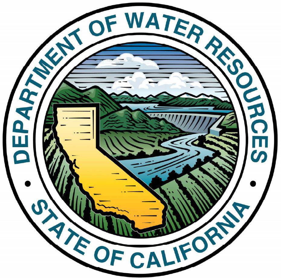 Logo - California Department of Water Resources